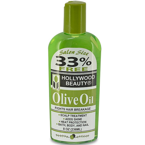 Hollywood Beauty Olive Oil 8 oz.