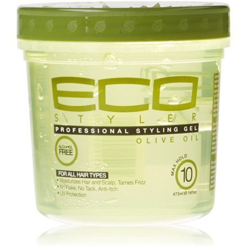 Eco Styling Gel Olive Oil 16 oz.