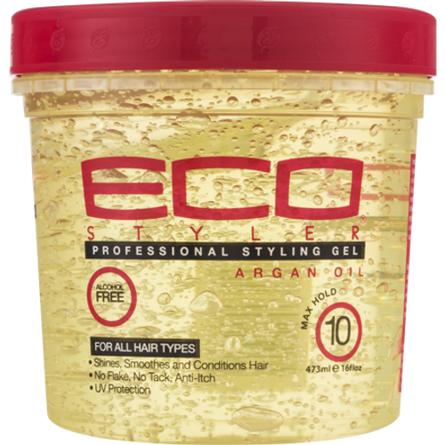 Eco Styling Gel Argan Oil 16 oz.