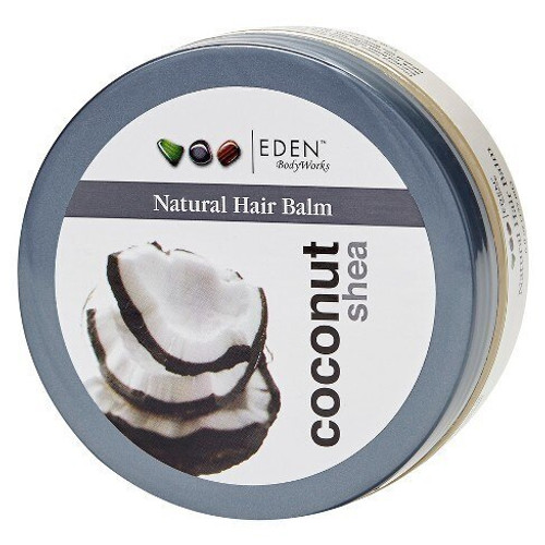 Eden-ABS Coconut Shea Hair Balm 6 oz.