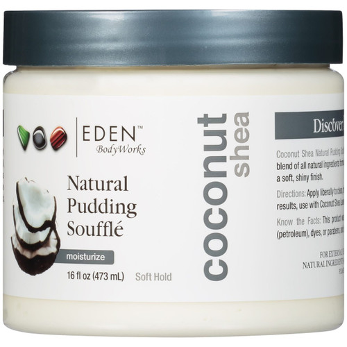 Eden-ABS Coconut Shea Pudding Souffle 16 oz.