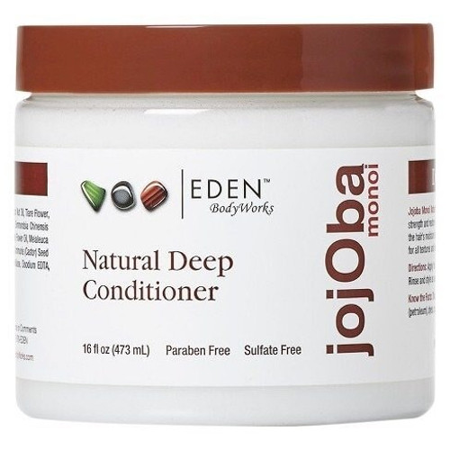 Eden-ABS Coconut Shea Jojoba Monoi Deep Conditioner 16 oz.