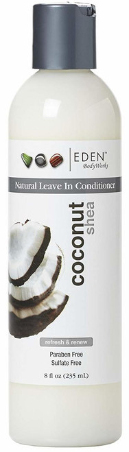 Eden-ABS Coconut Shea Leave-In Conditioner 8 oz.
