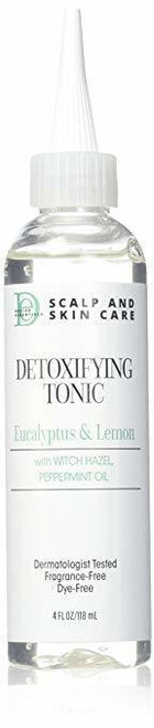 Design Essentials Scalp and Skin Care Detoxifying Tonic 4 oz.