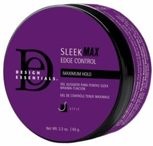 Design Essentials Classic Sleek Maximum Strength Edge Control 2.3 oz.