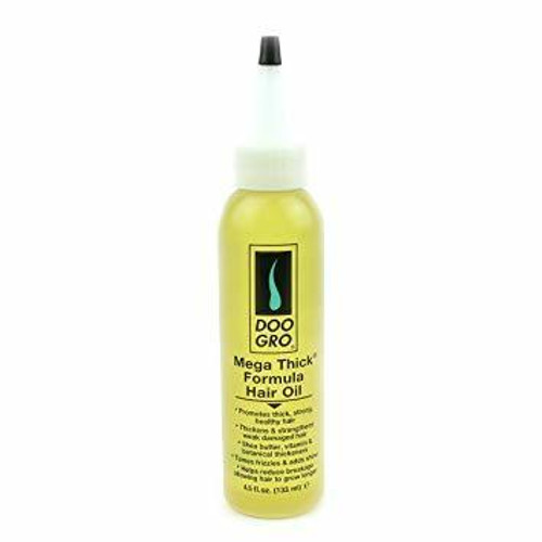 Doo Gro Mega Thick SFormula Hair Oil 4.5 oz.