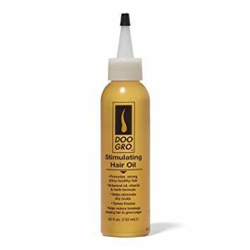 Doo Gro Stimulating Hair Oil 4.5 oz.