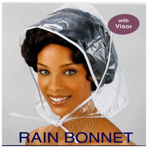 Annie 3544 Rain Bonnet with Visor