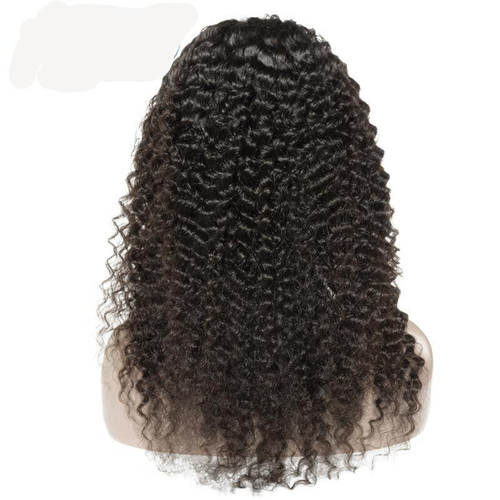 13 in. by 6 in. Lace Wig Deep Curly