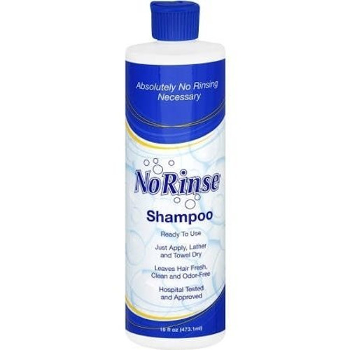 No Rinse Shampoo 16 oz.