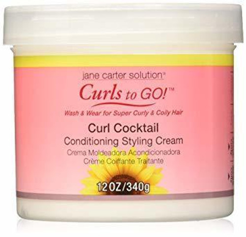Jane Carter Curls To Go Curl Cocktail 12 oz.