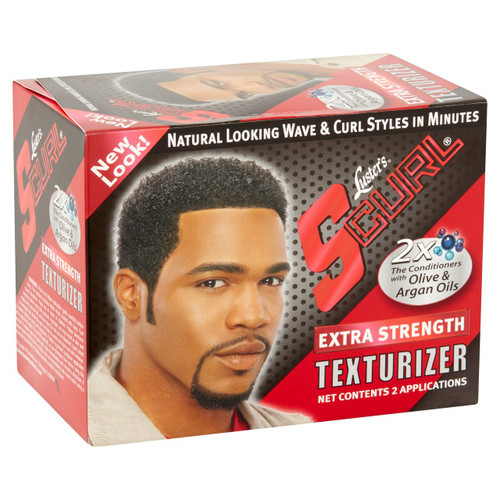 Luster's S Curl Extra Strength Texturizer (2 applications)