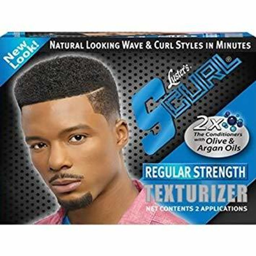 Luster's S Curl Regular Strength Texturizer (2 applications)