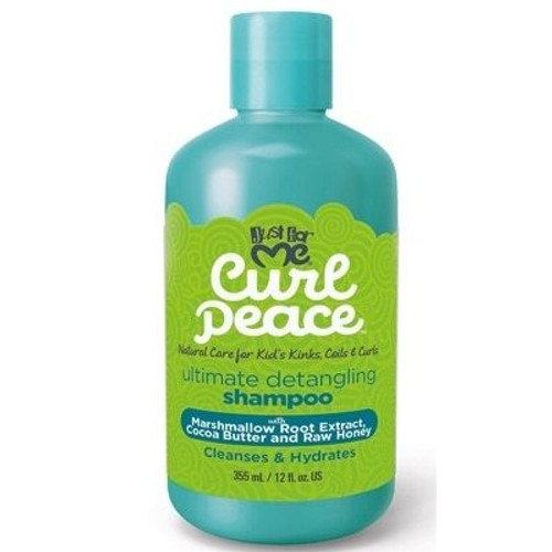 Just for Me Curl Peace Ultimate Detangling Shampoo 12 oz.