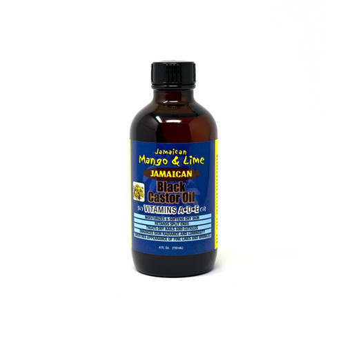 Jamaican Black Castor Oil Vitamin A, D, E