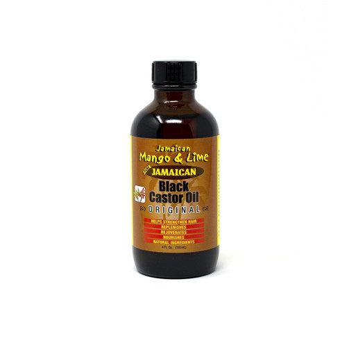Jamaican Black Castor Oil Original 4 oz.