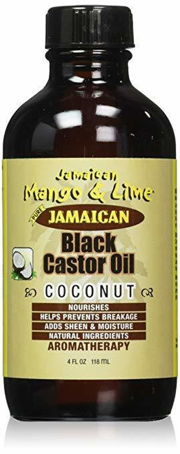 Jamaican Black Castor Oil – Original promotes hair growth, nourishes the hair and skin, and strengthens hair