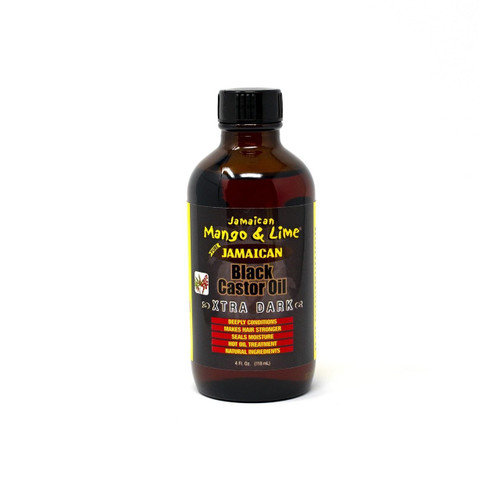 Jamaican Black Castor Oil Xtra Dark 4 oz.