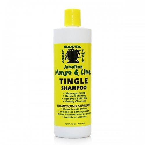 Jamaican Tingle Shampoo 8 oz.