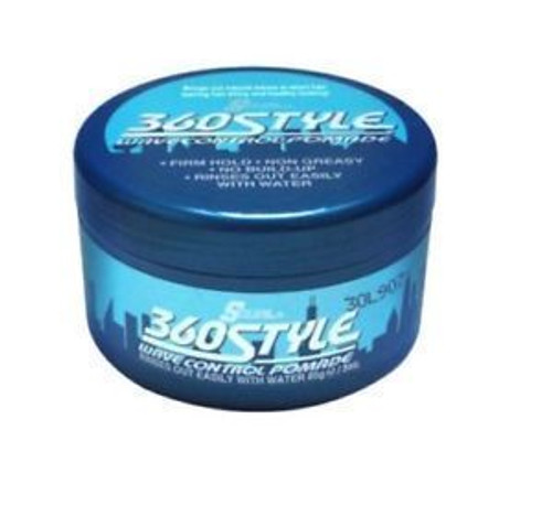 Luster 360 Style Wave Control Pomade 3 oz.