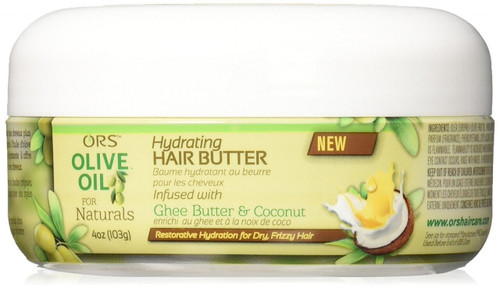 ORS Olive Oil Hydrating Hair Butter 4 oz.
