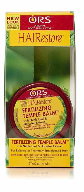 ORS Hairestore Fertilizing Temple Balm 2 oz.