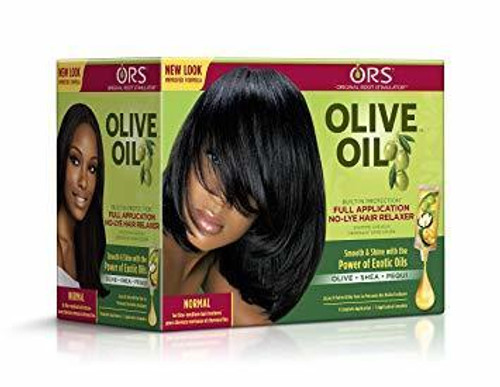 ORS Olive Oil No-Lye Hair Relaxer