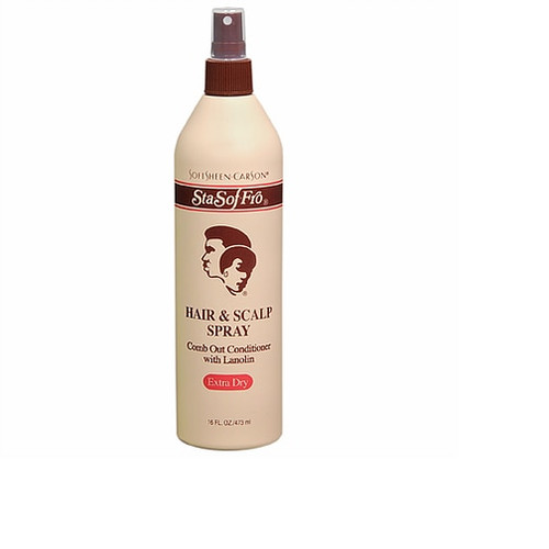 Sta-Sof-Fro Hair & Scalp Spray 16 oz.