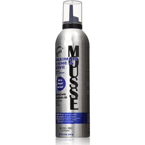 Vigorol Maximum Shine & Wave 12 oz.