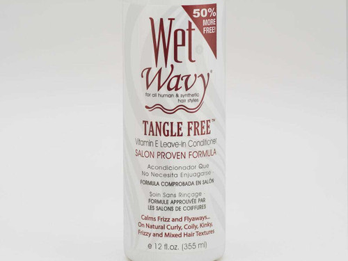 Wet N Wavy Leave-In Conditioner