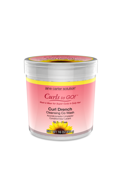 Jane Carter Curls to Go Curl Drench 16 oz.