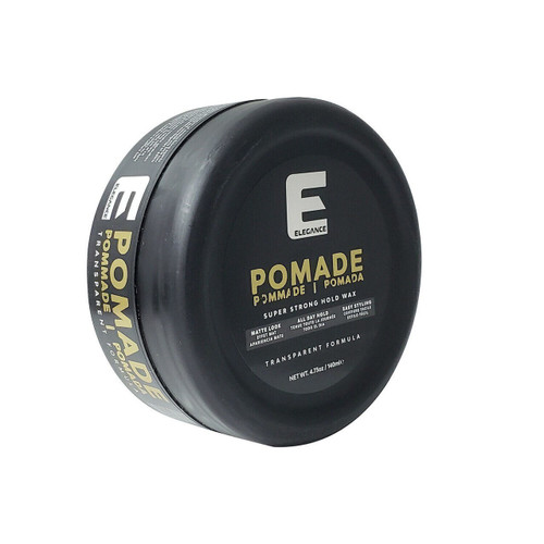 Elegance Pomade Super Strong Hold Wax 4.73 oz.