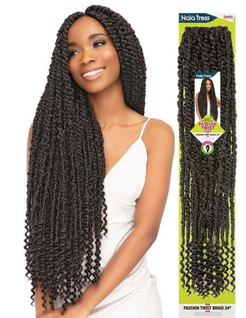 Janet Collection Passion Twist Braid 18""
