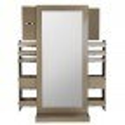 Genesis II Double-Sided Styling Station in Pearl Beige