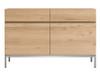 Dundee Light Oak Sideboard
