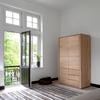 Oak Shadow Dresser - Tall