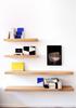 Oak Wall Shelf