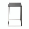 Compact Charcoal Side Table