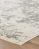 Riviera White & Grey Rug