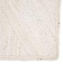 Naturals Vero White Jute Rug