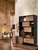 Tectona Mid Century Storage Shelf Cabinet