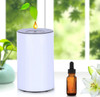 CarAroma Mini Battery Operated Aromatherapy Oil Diffuser with USB