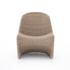 Cantilever Outdoor Woven Lounge Chair