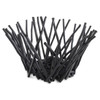 Bethe Black Stick Bowl Centerpiece - Tall