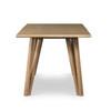 Leah Dining Table - Whitewash On Oak