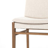Orlando Dining Chair - Natural Brown
