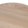 Hudson Round End Table - Ashen Walnut