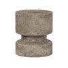 Nahla Outdoor End Table-Graphite