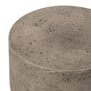 Nessie Outdoor End Table-Graphite