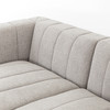 Milagro Channeled 2-PC Sectional-Laf CH